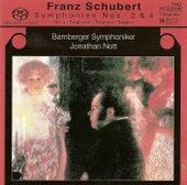 SCHUBERT, F.: Symphonies, Vol. 2 - Nos. 2, 4 (Bamberg Symphony, Nott) by Jonathan Nott