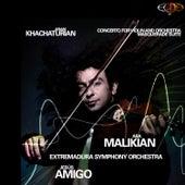 Aram Khachaturian. Violin Concerto. Masquerade Suite de Ara Malikian