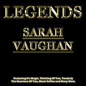 Legends - Sarah Vaughan by Sarah Vaughan