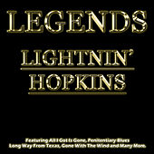 Legends - Lightin' Hopkins de Lightnin' Hopkins