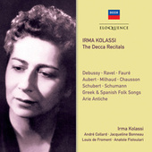 Irma Kolassi - The Decca Recitals von Various Artists