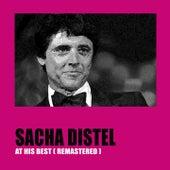 Sacha Distel at His Best (Remastered) von Sacha Distel