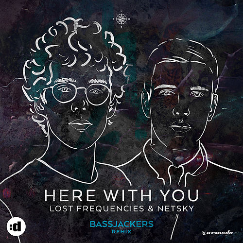 Here With You (Bassjackers Remix) by Netsky