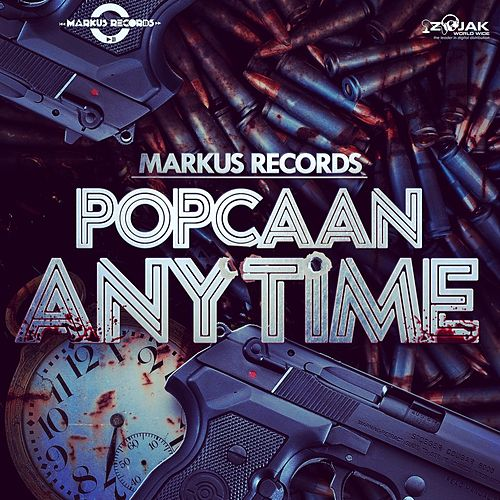 Anytime - Single by Popcaan