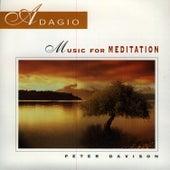Adagio: Music For Meditation by Peter Davison