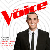(Everything I Do) I Do It For You (The Voice Performance) de Aaron Gibson