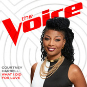 What I Did For Love (The Voice Performance) by Courtney Harrell