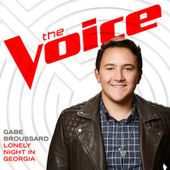 Lonely Night In Georgia (The Voice Performance) by Gabe Broussard