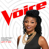 Let It Go (The Voice Performance) von Courtney Harrell