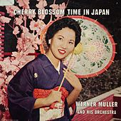 Cherry Blossom Time In Japan by Werner Müller