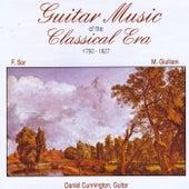 Guitar Music of the Classical Era by Daniel Cunnington