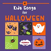 Kids Songs for Halloween by The Kiboomers