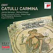 Orff: Catulli Carmina (Remastered) by Eugene Ormandy