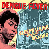 Dengue Fever Presents: Sleepwalking Through the Mekong de Various Artists