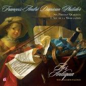 Philidor: Six Parisian Quartets von Elizabeth Wallfisch