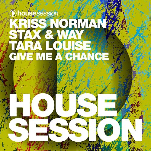Give Me a Chance by Stax Kriss Norman