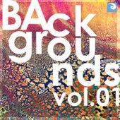 Backgrounds, Vol. 01 de Various Artists
