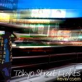 Tokyo Street Lights by Kevin Coem