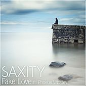 Fake Love (feat. Phoebe Whalley) by Saxity