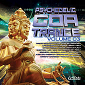 Psychedelic Goa Trance v.3: Full-On and Full-Power Psy and Goa-Trance Hits Selected by Random & Dr. Spook by Various Artists