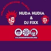 Freak Inside EP by DJ Fixx