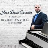 A Duo Con 10 Grandes Voces de Colombia de Juan David Corrales