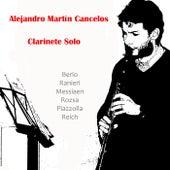 Clarinete Solo by Alejandro Martín Cancelos