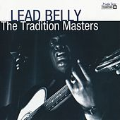 Tradition Masters by Leadbelly