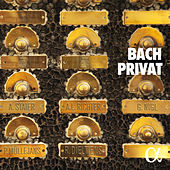 Bach Privat by Various Artists