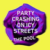 Party Crashing on Icy Streets by Pool