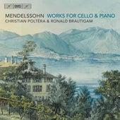 Mendelssohn: Works for Cello & Piano von Christian Poltéra