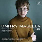 Dmitry Masleev, Piano by Dmitry Masleev