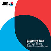 Do Your Thing (Robbie Rivera Acid Remix) by Basement Jaxx