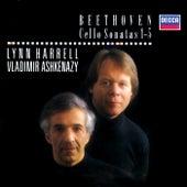 Beethoven: Cello Sonatas Nos. 1-5 de Vladimir Ashkenazy