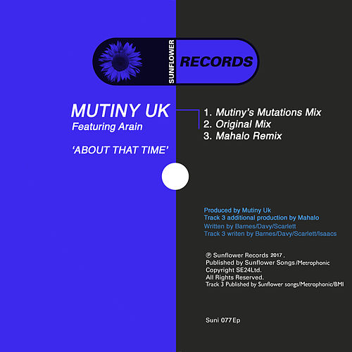 About That Time by Mutiny UK