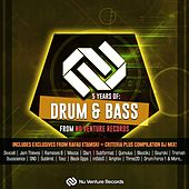 Drum & Bass: 5 Years Nu Venture Records Selection - EP von Various Artists