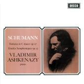 Schumann: Fantasie in C; Etudes Symphoniques de Vladimir Ashkenazy