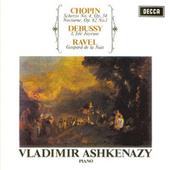 Ashkenazy plays Chopin, Ravel & Debussy by Vladimir Ashkenazy