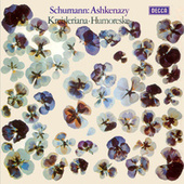Schumann: Kreisleriana; Humoreske de Vladimir Ashkenazy