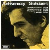 Schubert: Piano Sonatas Nos. 13 & 14; 12 Waltzes de Vladimir Ashkenazy