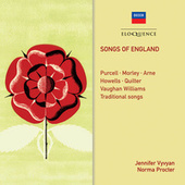 Songs Of England von Various Artists