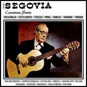Cavatina Suite de Andres Segovia