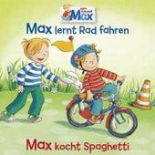 12: Max lernt Rad fahren / Max kocht Spaghetti by Mein Freund Max