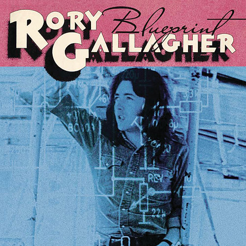 Blueprint (Remastered 2011) by Rory Gallagher