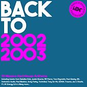 HDC present: Back to 2002 & 2003 - EP by Various Artists