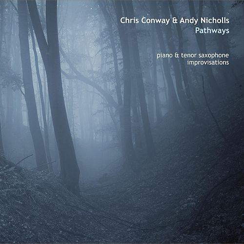 Pathways - piano & tenor saxophone by Chris Conway