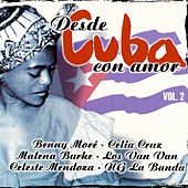Desde Cuba Con Amor Vol.2 de Various Artists