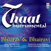 Thaat Instrumental - Bhairav & Bhairavi de Various Artists