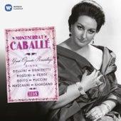 Icon: Montserrat Caballé by Montserrat Caballé