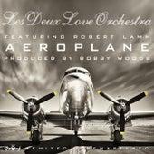 Aeroplane (feat. Robert Lamm) by Les Deux Love Orchestra